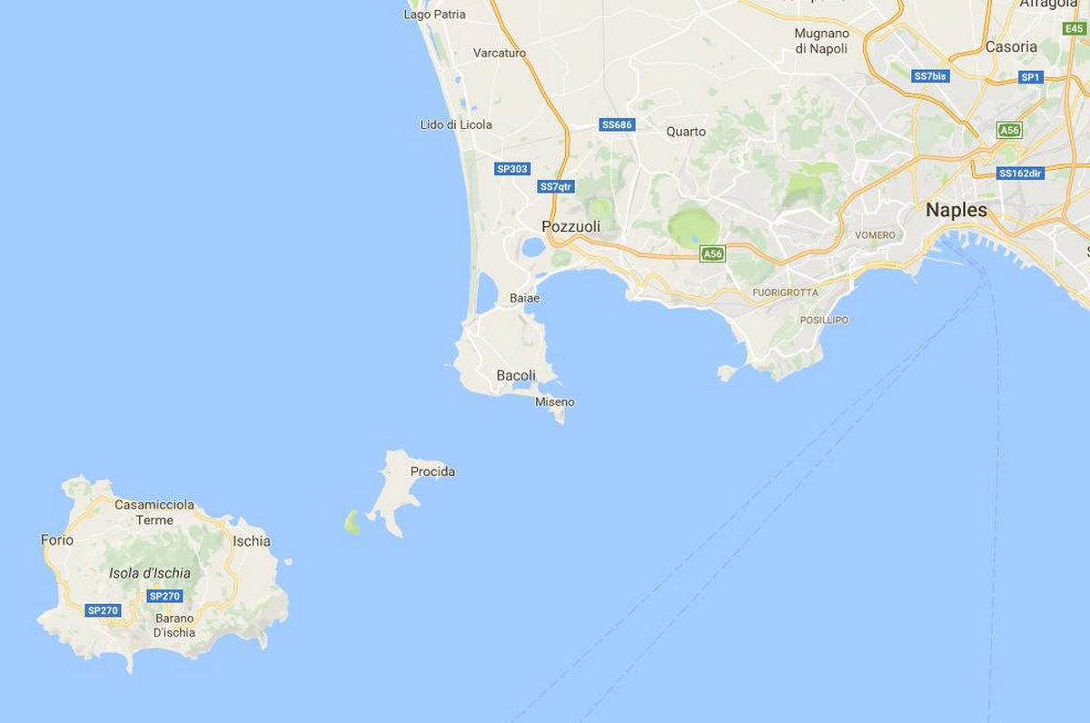 Procida and Ischia