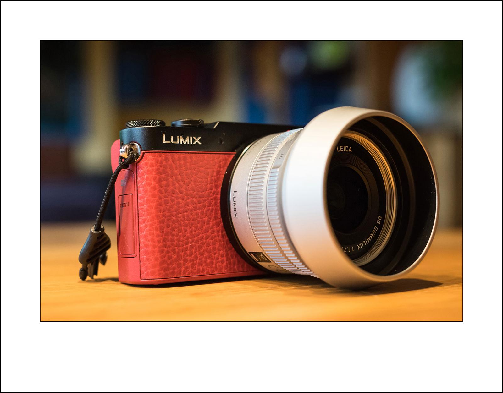 Panasonic GM5 - Panasonic Leica 15 f1.7