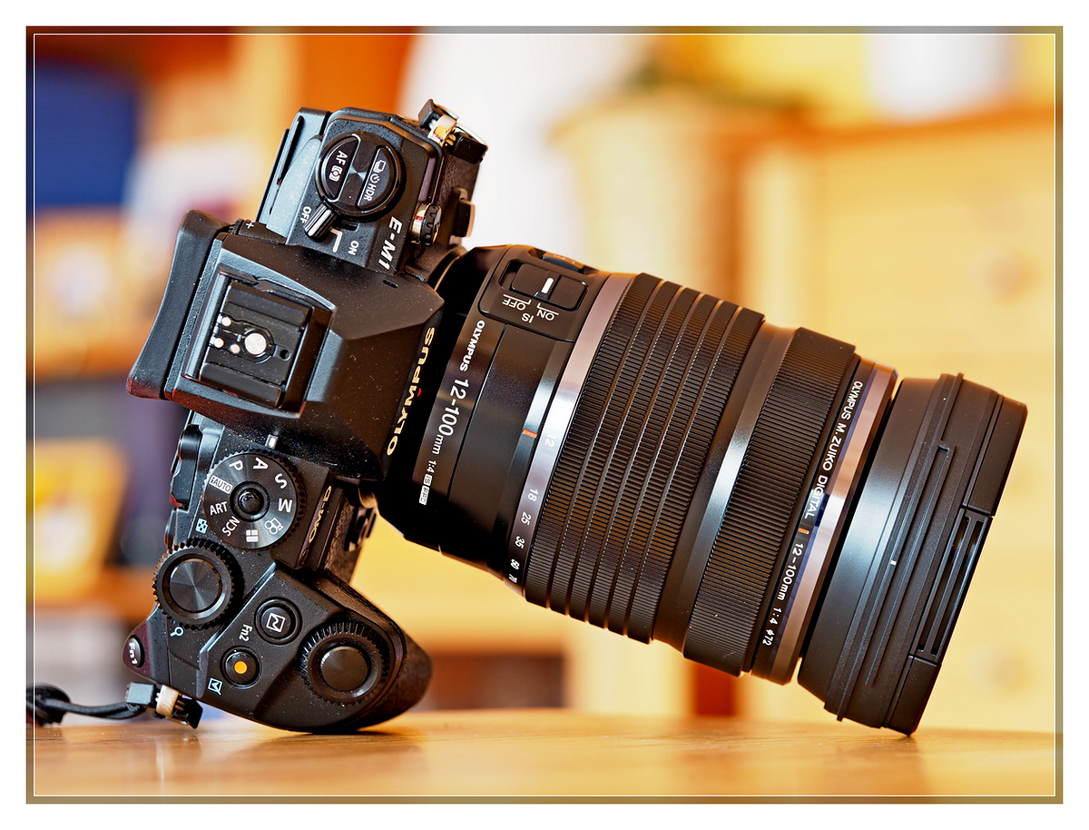 Olympus E-M1 - Olympus 12-100 f4 Pro