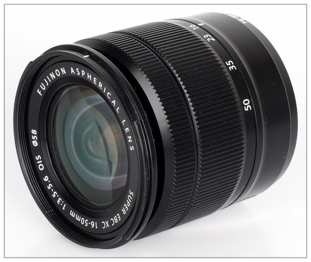 Fujifilm XC 16-50 f3.5-5.6