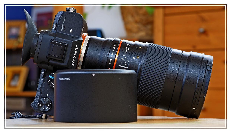 Sony A7II - Samyang 135 f2