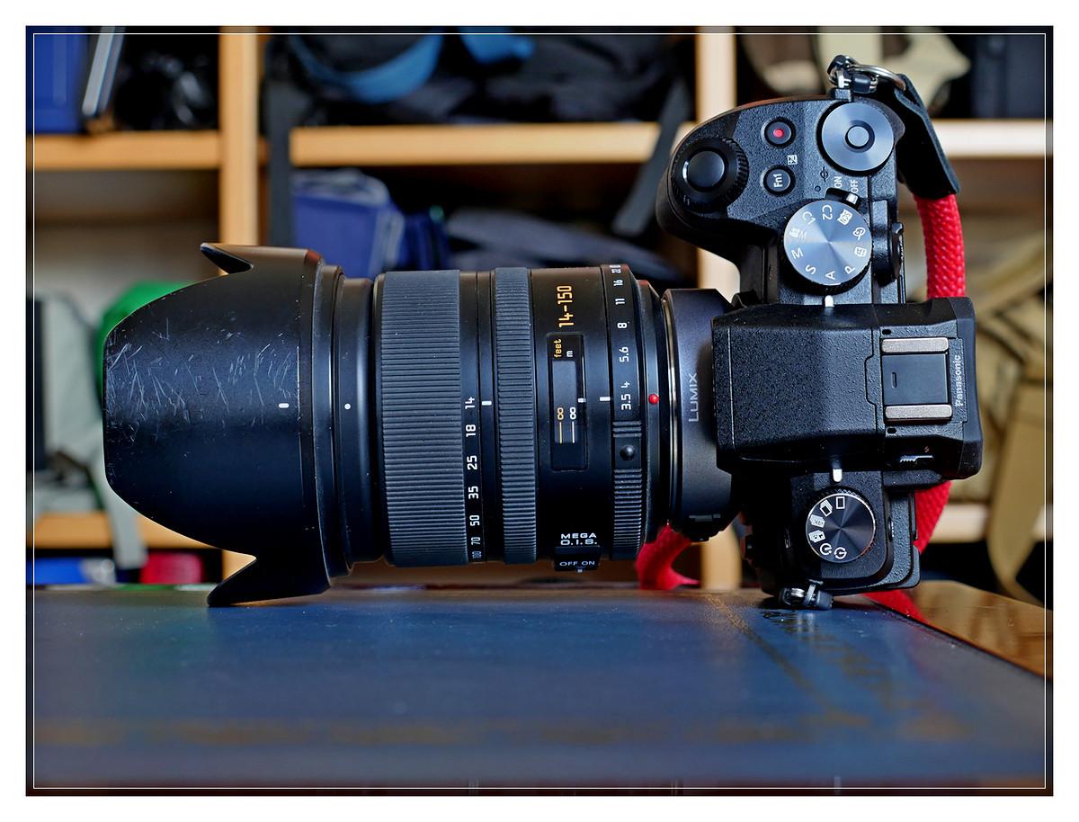 Panasonic G81 - Panasonic-Leica Vario-Elmar 14-150 f3.5-5.6