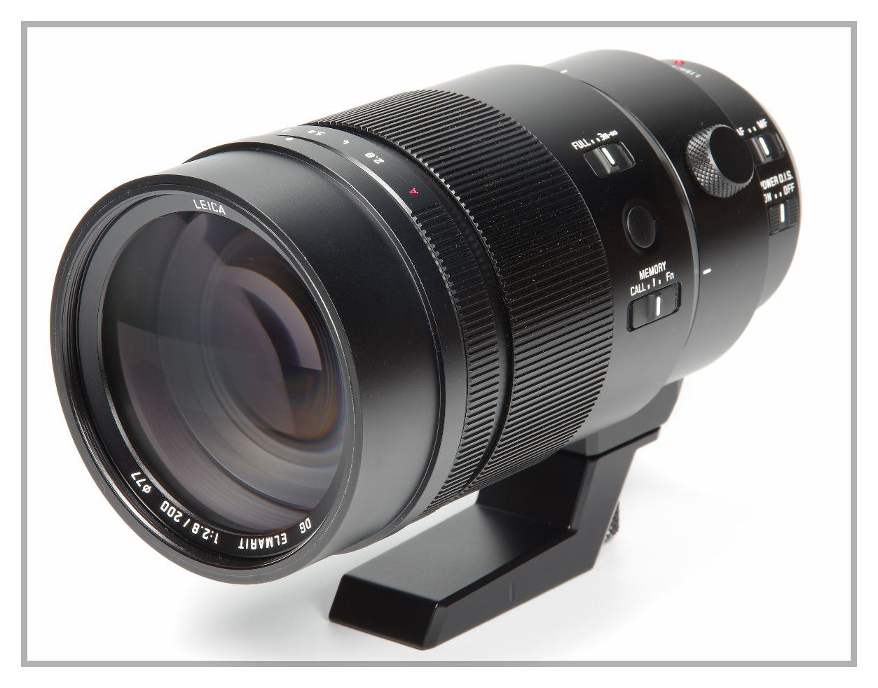 Panasonic Leica DG Elmarit 200 f2.8 Power OIS