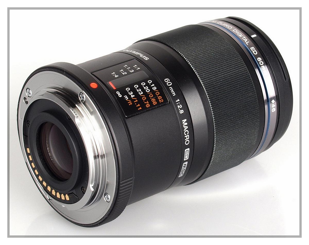 Olympus 60 f2.8 Macro