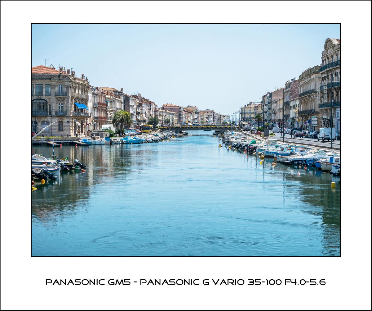 Panasonic GM5