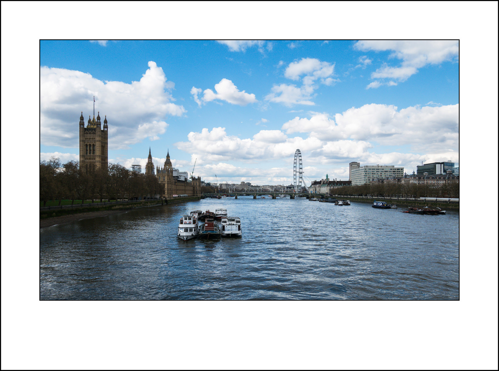 Two Panasonic GM5 Cameras Do London